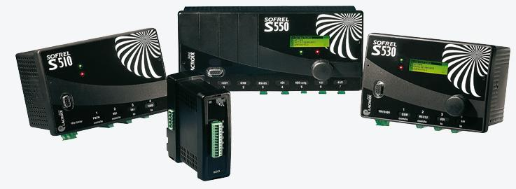 Estación remota de telegestión s500 - SOFREL